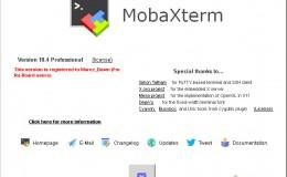 #分享#远程终端登录利器 MobaXterm V10.5